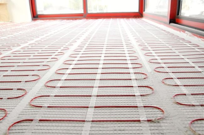 Sectors | underfloor heating