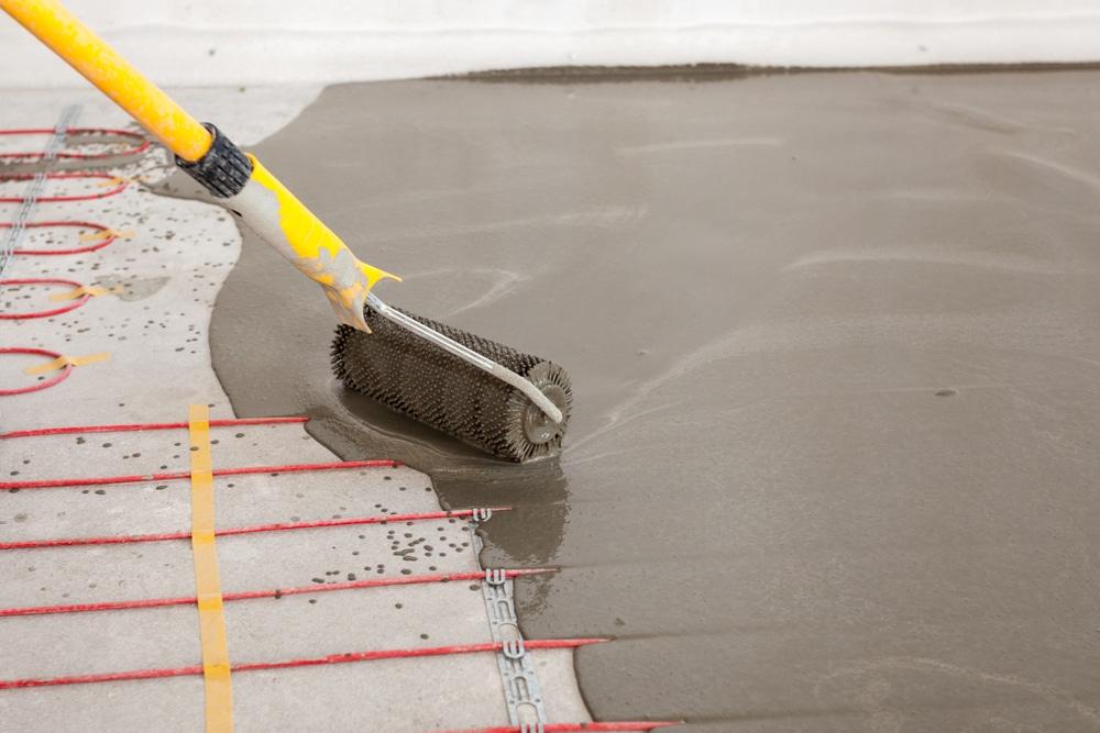 Underfloor Heating Requirements