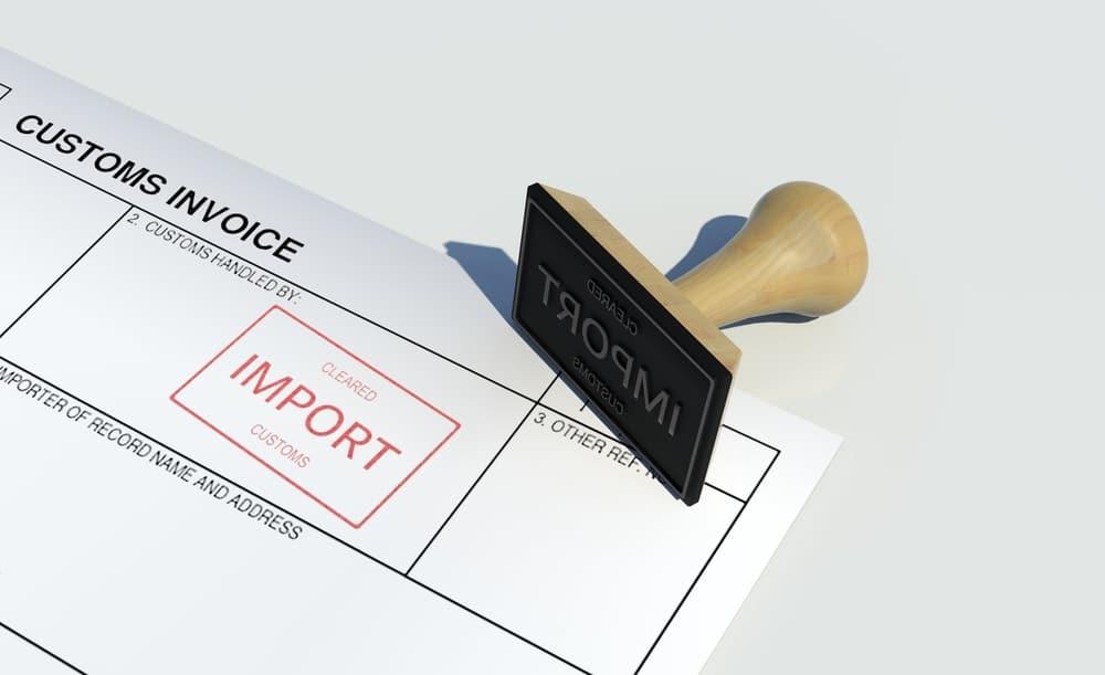 Customs Documentation